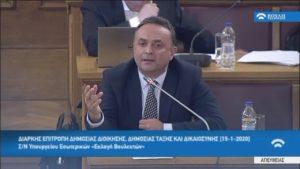 """Σταύρος Κελέτσης : """"Η χώρα χρειάζεται κυβερνητική σταθερότητα"""""""