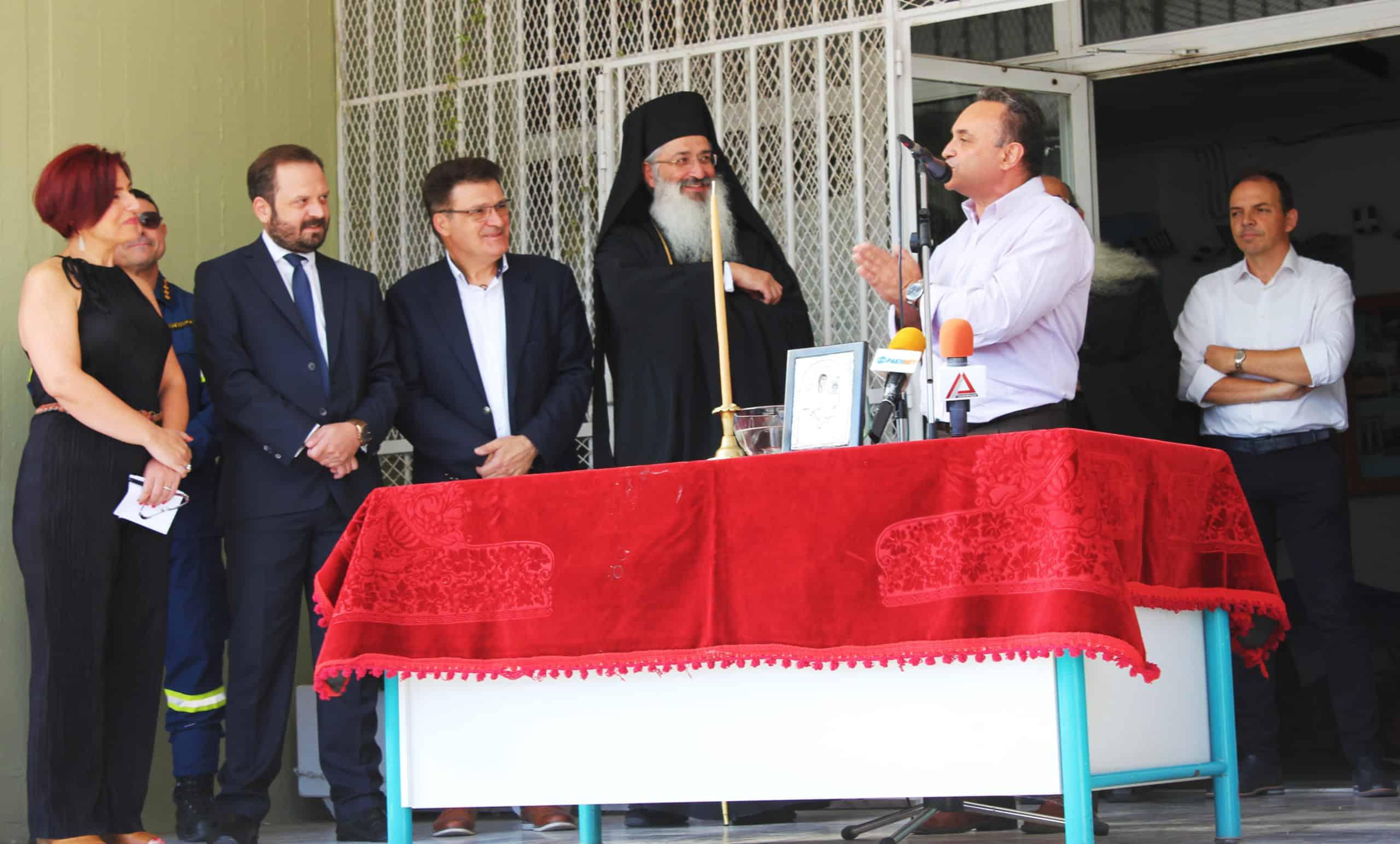 Αγιασμοί Σχολικών Μονάδων στην Αλεξανδρούπολη 11-09-2019