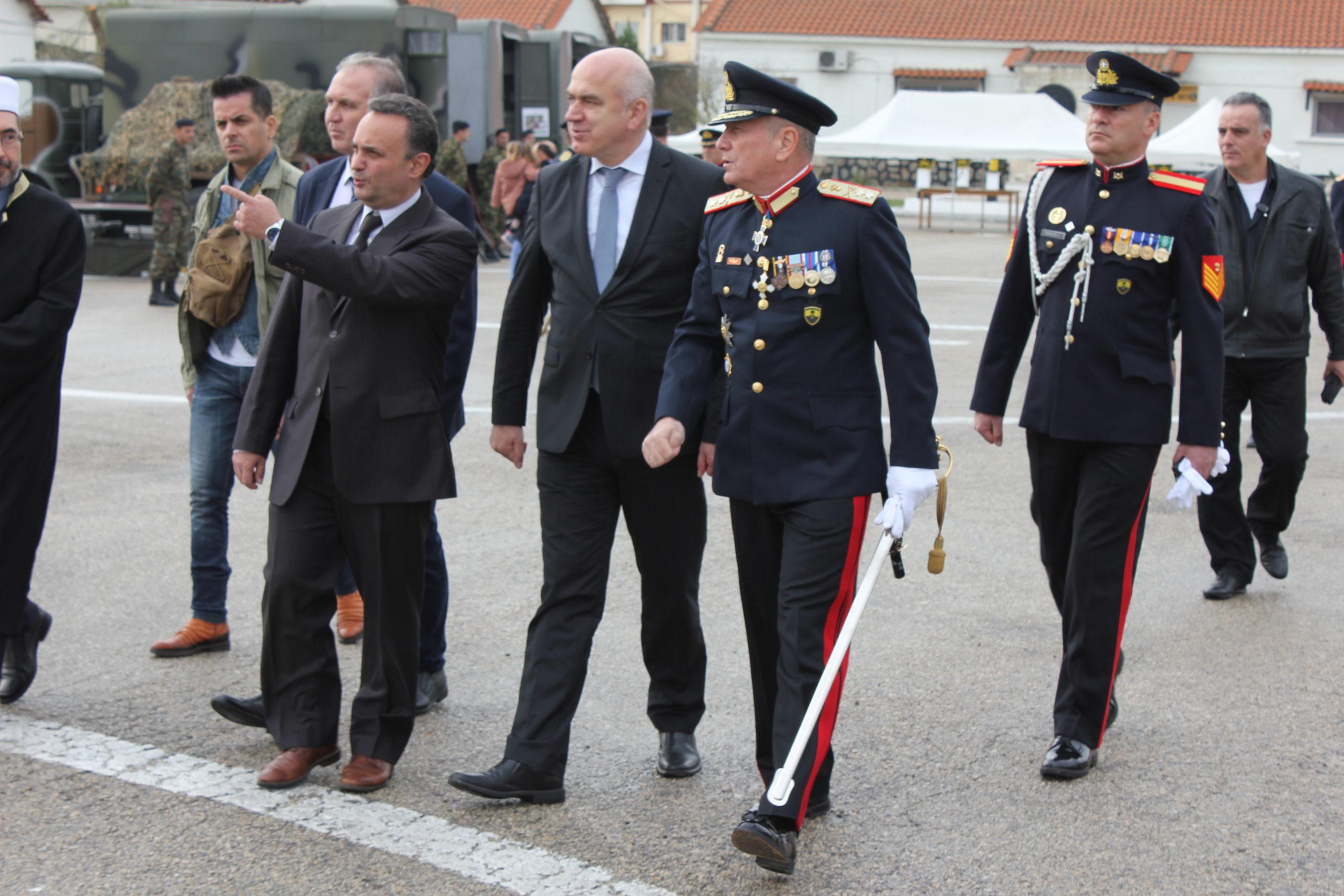 Εορτασμός Ημέρας Ενόπλων Δυνάμεων στο Διδυμότειχο 21-11-2019
