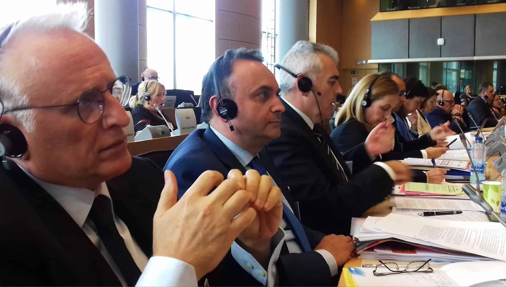 Σύσκεψη της ΜΟΚΕ της EUROPOL στις Βρυξέλλες 24-09-2019