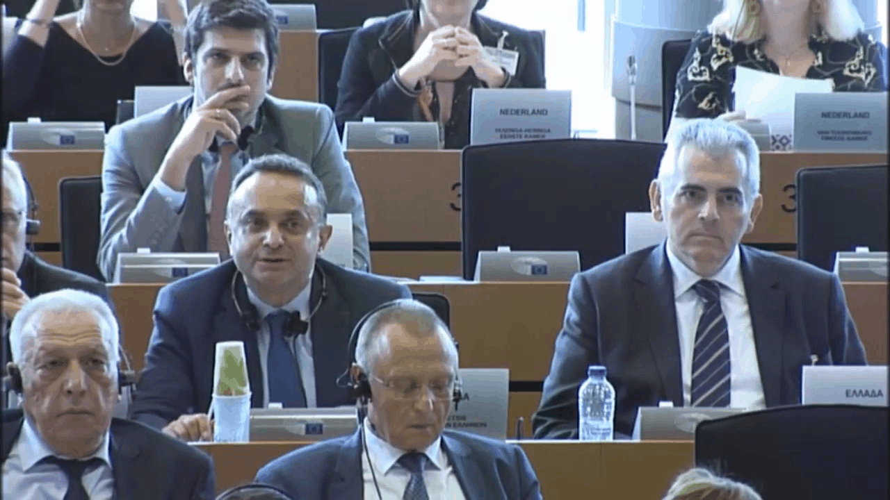 Παρέμβαση Κελέτση – Απάντηση De Bolle στη ΜΟΚΕ της EUROPOL