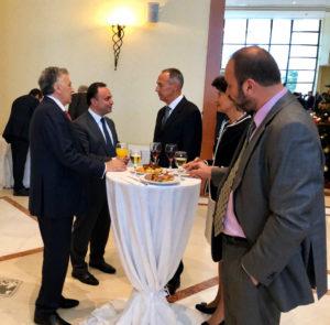 Δεξίωση για τα Εγκαίνια του Επίτιμου Προξενείου της Ρωσικής Ομοσπονδίας στην Αλεξανδρούπολη