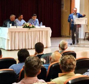 Οι επισημάνσεις Κελέτση στην Ημερίδα για το Αρδευτικό Δίκτυο περιοχής Τυχερού