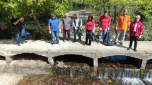 Δράση καθαρισμού του Προφήτη Ηλία στα Λουτρά από το Δήμο Αλεξανδρούπολης