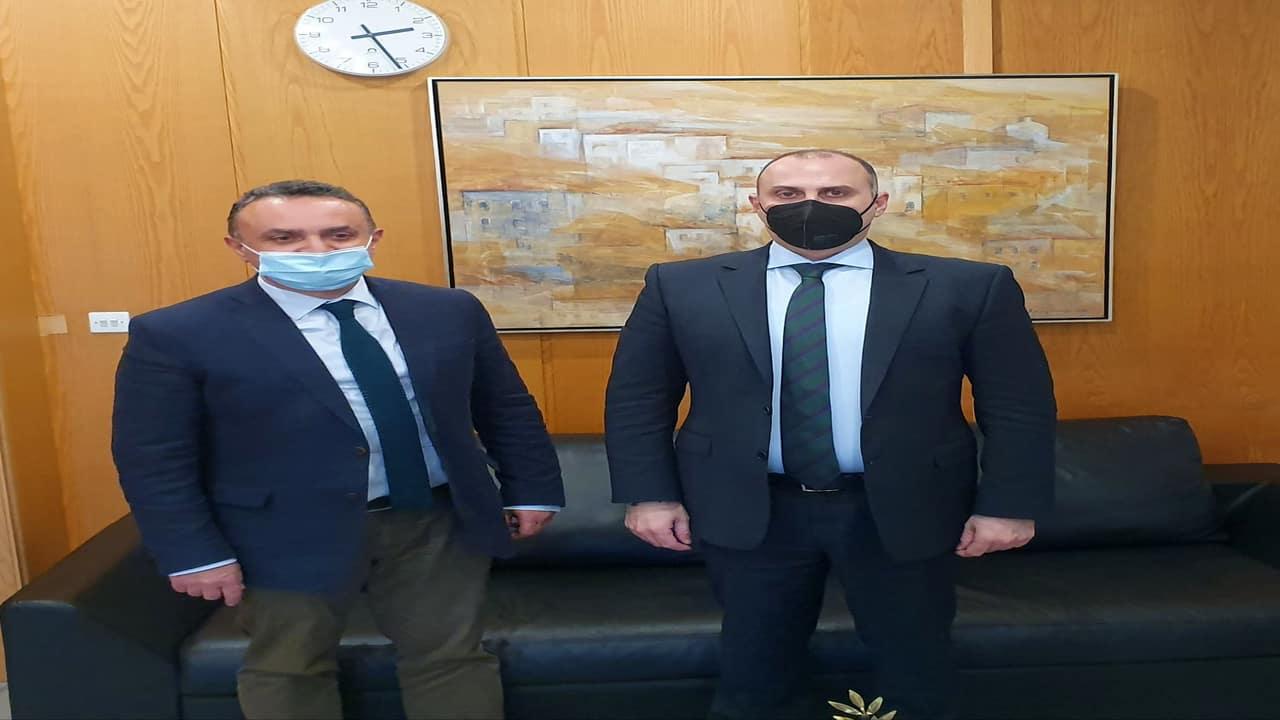 Στο Υπουργείο Υποδομών ο Σταύρος Κελέτσης – Στόχος η επιτάχυνση της αποκατάστασης των ζημιών