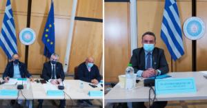 Ταμίας της Διακοινοβουλευτικής Συνέλευσης Ορθοδοξίας ο Σταύρος Κελέτσης