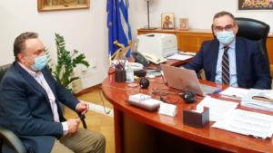 Μεταστέγαση του Κέντρου Υγείας Αλεξανδρούπολης στο κτίριο του πρώην ΠΕΔΥ ζήτησε ο Σταύρος Κελέτσης