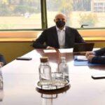 Συνάντηση των Βουλευτών Έβρου με τον Υφυπουργό Περιβάλλοντος για τους δασικούς χάρτες της Σαμοθράκης