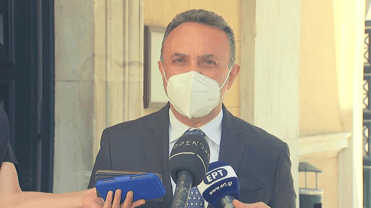 Καμία αλλοίωση της κατάθεσης Καλογρίτσα – Καλώ τα μέλη της Επιτροπής να ελέγξουν την πιστή απόδοση των πρακτικών