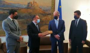 Ολοκλήρωσε τις εργασίες της η Προανακριτική Επιτροπή για την υπόθεση του πρώην Υπουργού Νίκου Παππά – Στον Πρόεδρο της Βουλής το πόρισμα